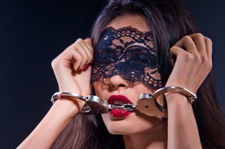BDSM Handschelle