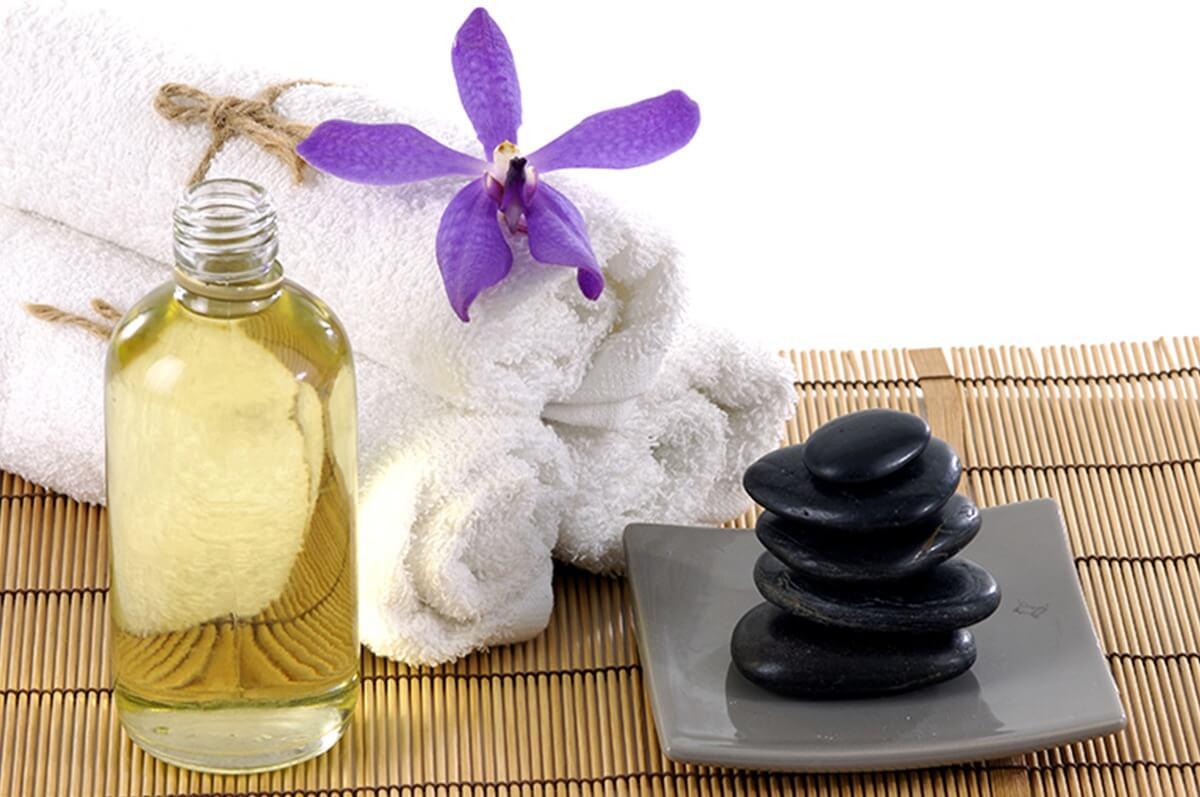 Massage Öl Entspannung