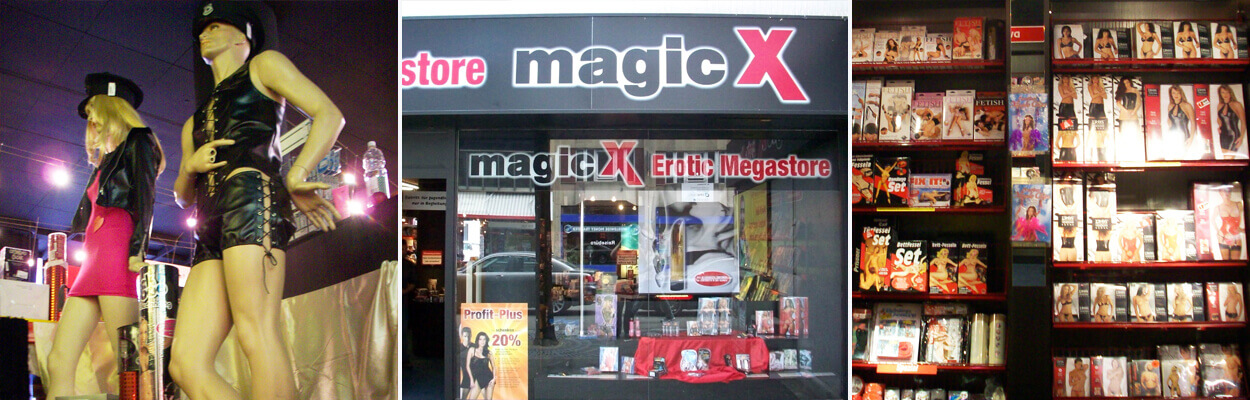 Sexshop Basel ️ | Magic-X Erotik Megastore